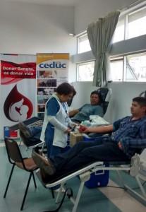 Novena colecta de sangre año 2014 02
